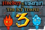 Fireboy & Watergirl 3 in The Ice Temple