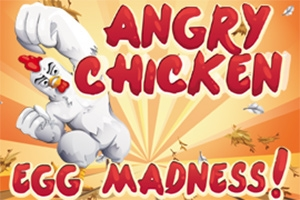 Angry Chicken! Egg Madness!