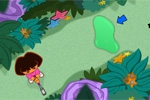 Dora's Star Mountain Mini-Golf!