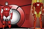 Ironman Dress Up