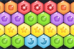 Sweet Candy Hexa Puzzle