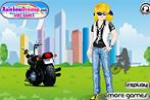 Trendy Guy Dressup