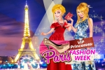 VIP Princesses Paris Fashion Week